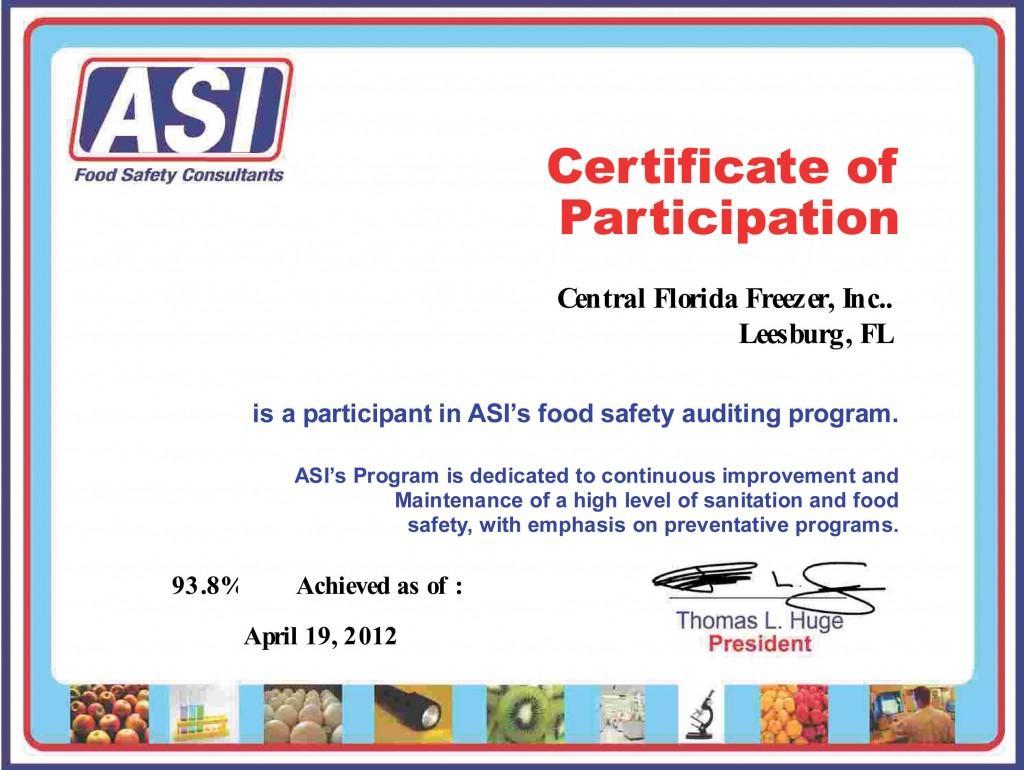certificateasi