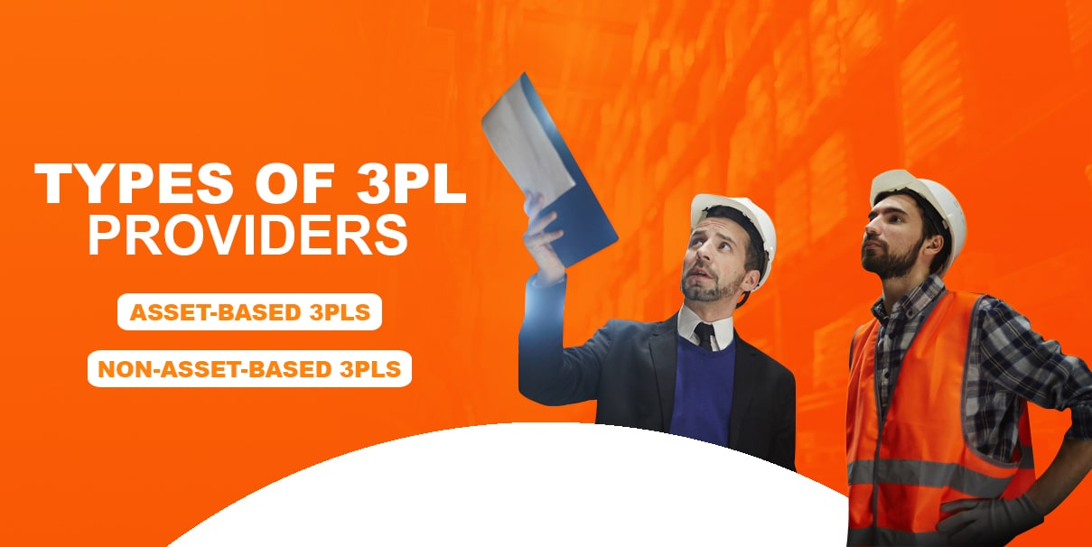 types of 3pl providers