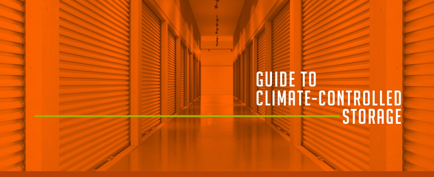 guide to climate controlled storage
